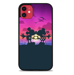 Mickey And Minnie Mouse Love L1927 iPhone 11 Pro Max Case