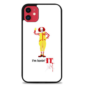 Pennywise lovin' IT L2360 iPhone 11 Pro Max Case