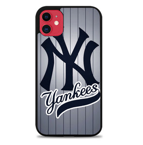 New York Yankees L2433 iPhone 11 Pro Max Case