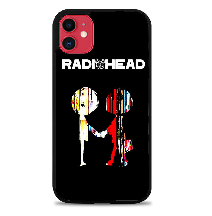 Radiohead L2510 iPhone 11 Pro Max Case
