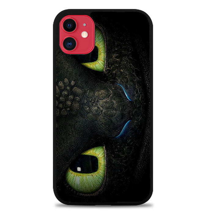 Toothless How To Train Your Dragon L2520 iPhone 11 Pro Max Case