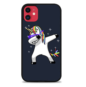 Unicorn Dab L2669 iPhone 11 Pro Max Case