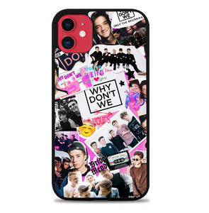 Why Dont We Collage L2674 iPhone 11 Pro Max Case