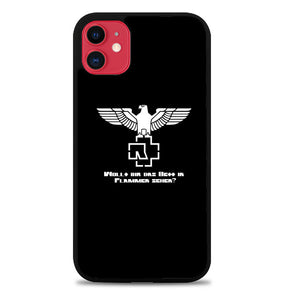 Rammstein L2800 iPhone 11 Pro Max Case