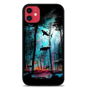 Shark Forest L2801 iPhone 11 Pro Max Case