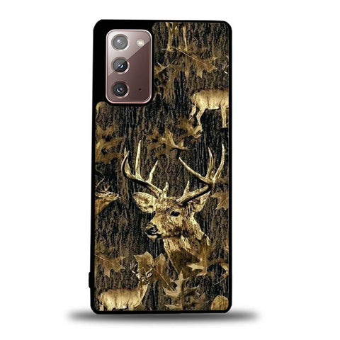 Deer Hunting Camo L2807 Samsung Galaxy Note 20 5G Case