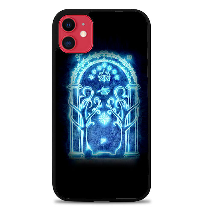 The Lord of The rings Moria Gate L3029 iPhone 11 Pro Max Case