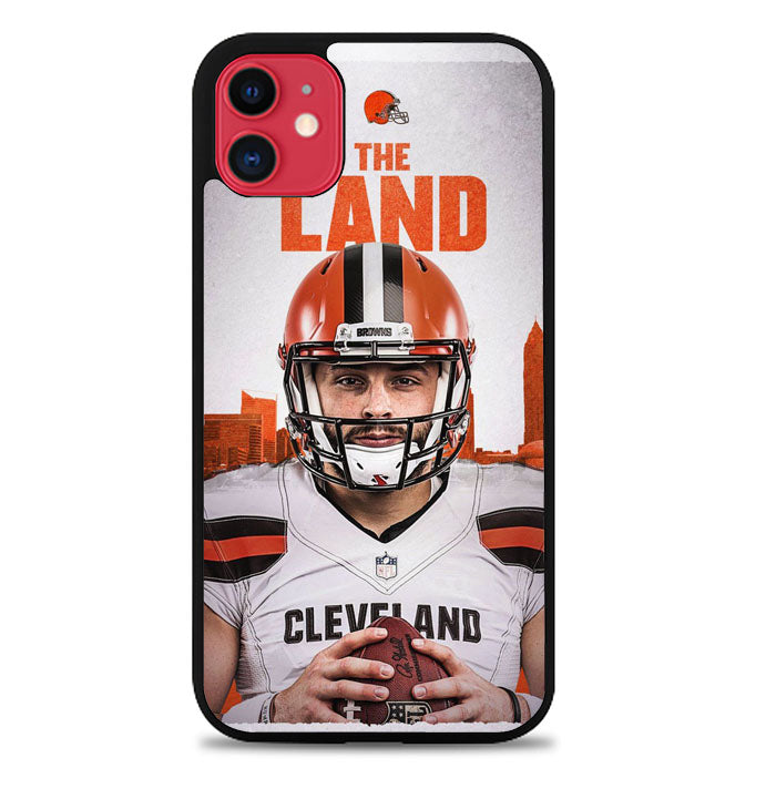 The Land Cleveland Browns L3196 iPhone 11 Pro Max Case