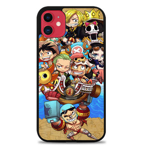 One Piece Around The World L3246 iPhone 11 Pro Max Case