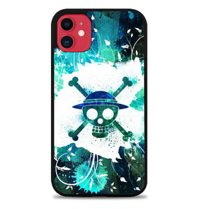 One Piece Skull Logo L3250 iPhone 11 Pro Max Case