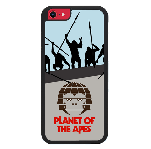 Planet of the Apes Y3026 iPhone SE 2020 Case