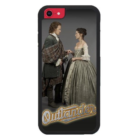 Outlander E0184 iPhone SE 2020 Case
