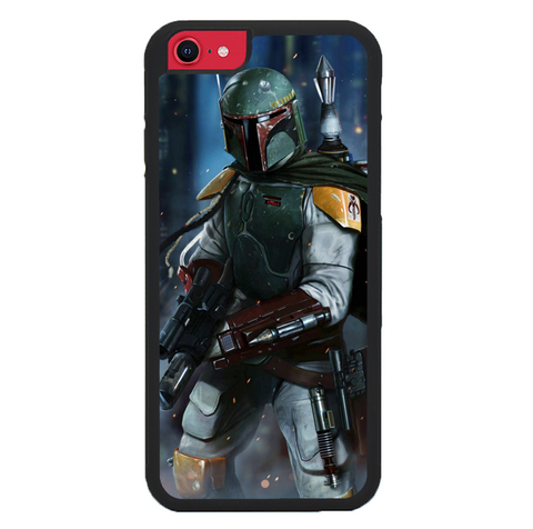 Boba Fett Star Wars E1264 iPhone SE 2020 Case