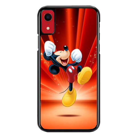 Disney Mickey Mouse Z0166 iPhone XR Case