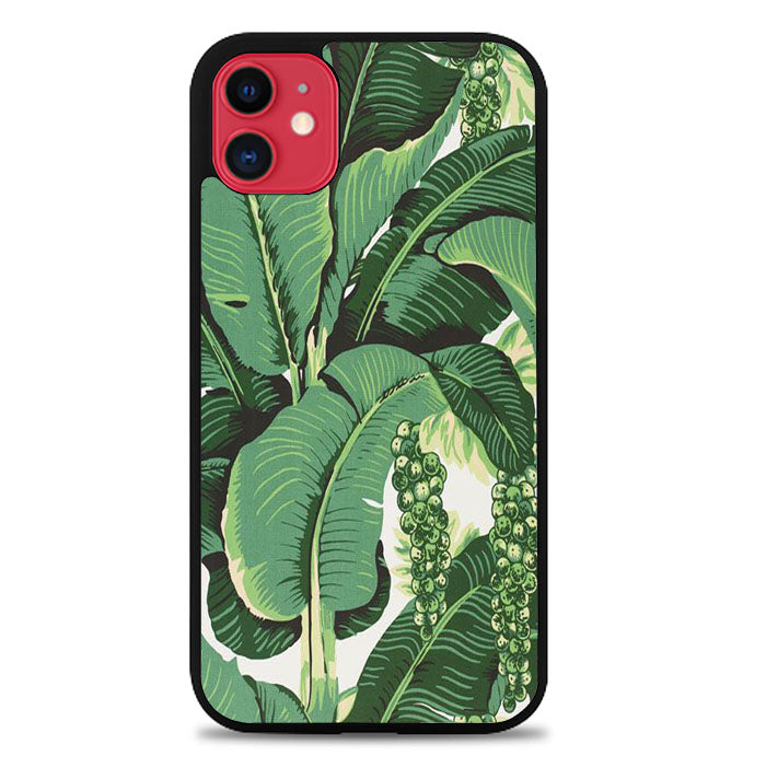 Banana Leaves iPhone 11 Pro Max Case