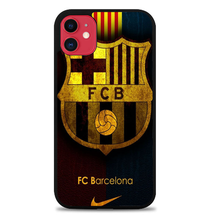FC Barcelona iPhone 11 Pro Max Case