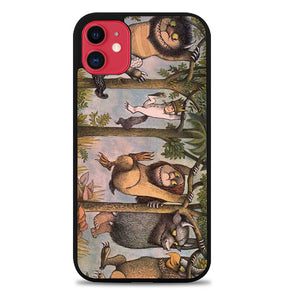 Where The Wild Things Are funny iPhone 11 Pro Max Case