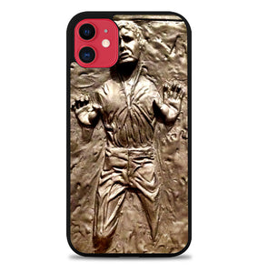 Star Wars Han Solo In Carbonite iPhone 11 Pro Max Case