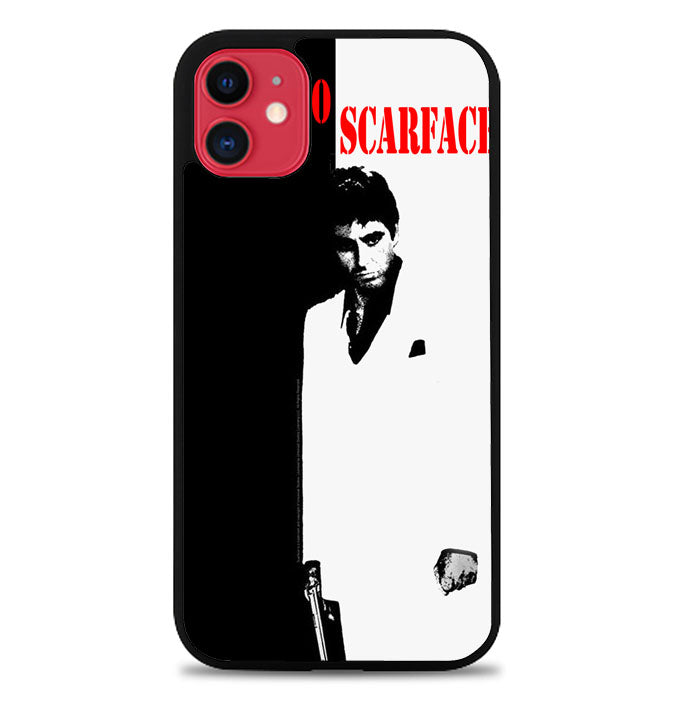 Al Pacino Scarface Action Movie iPhone 11 Pro Max Case