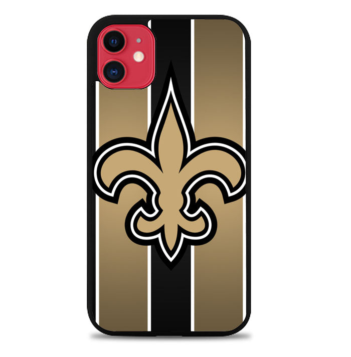 New Orleans Saints Football iPhone 11 Pro Max Case