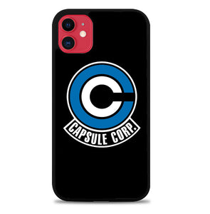 Dragonball Capsule Corporation iPhone 11 Pro Max Case