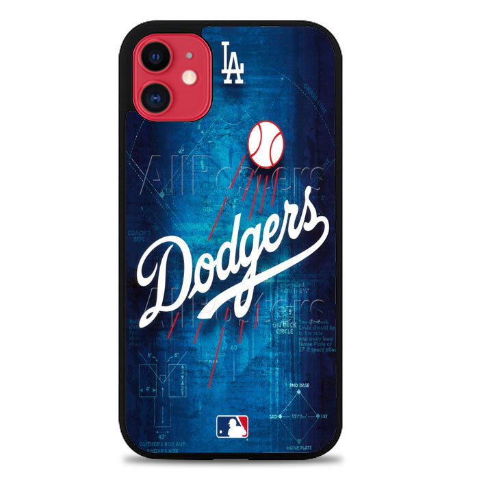Los Angeles LA Dodgers iPhone 11 Pro Max Case