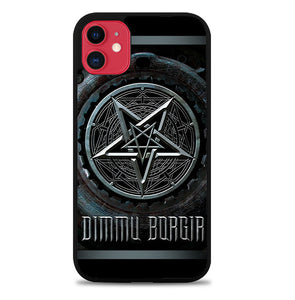 dimmu borgir star pentagram iPhone 11 Pro Max Case
