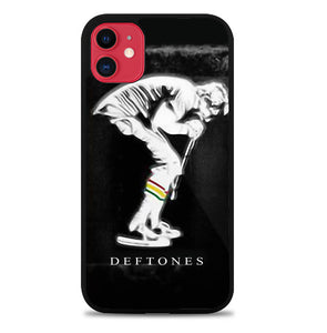 deftones rock band scream iPhone 11 Pro Max Case