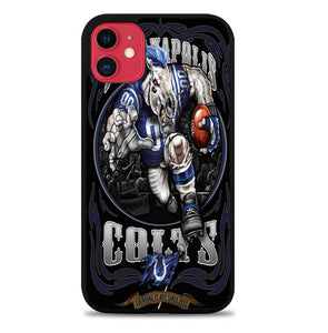 Indiana Polis Colts Nfl logo 2 iPhone 11 Pro Max Case