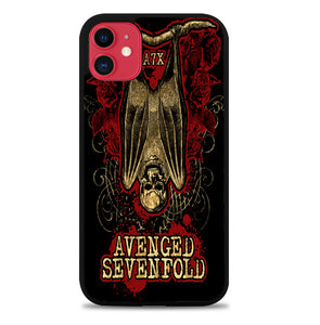 Avenged Sevenfold A7X Deathbat iPhone 11 Pro Max Case