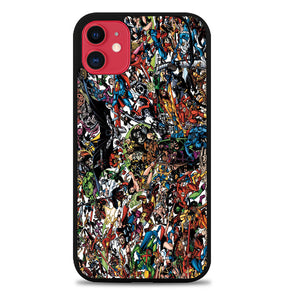 All Superhero iPhone 11 Pro Max Case