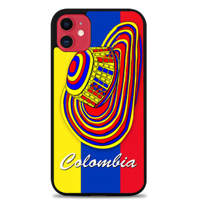 Colombia Colombian Flag iPhone 11 Pro Max Case
