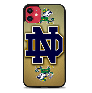 rare Notre Dame Fighting Irish A0070 iPhone 11 Pro Max Case