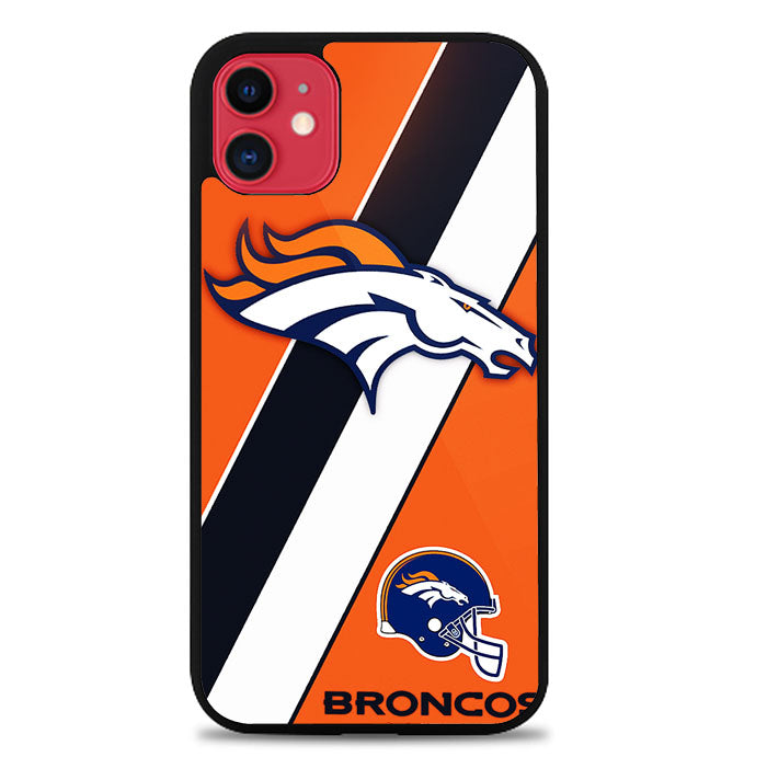 Denver Broncos Orange A0251 iPhone 11 Pro Max Case