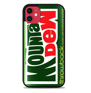 Funny Mountain Dew A0264 iPhone 11 Pro Max Case