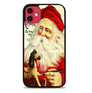 Merry Christmas My Busy Day A0479 iPhone 11 Pro Max Case