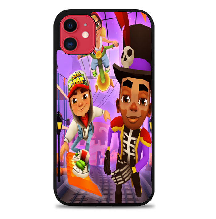 Subway Surfers New Orleans A0500 iPhone 11 Pro Max Case