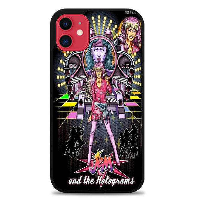Jem and The Holograms A0643 iPhone 11 Pro Max Case
