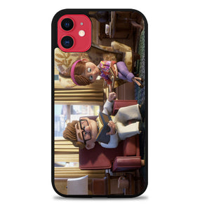 Up Disney Carl and Ellie A0931 iPhone 11 Pro Max Case