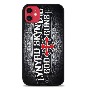 Lynyrd Skynyrd Rock Band A1059 iPhone 11 Pro Max Case