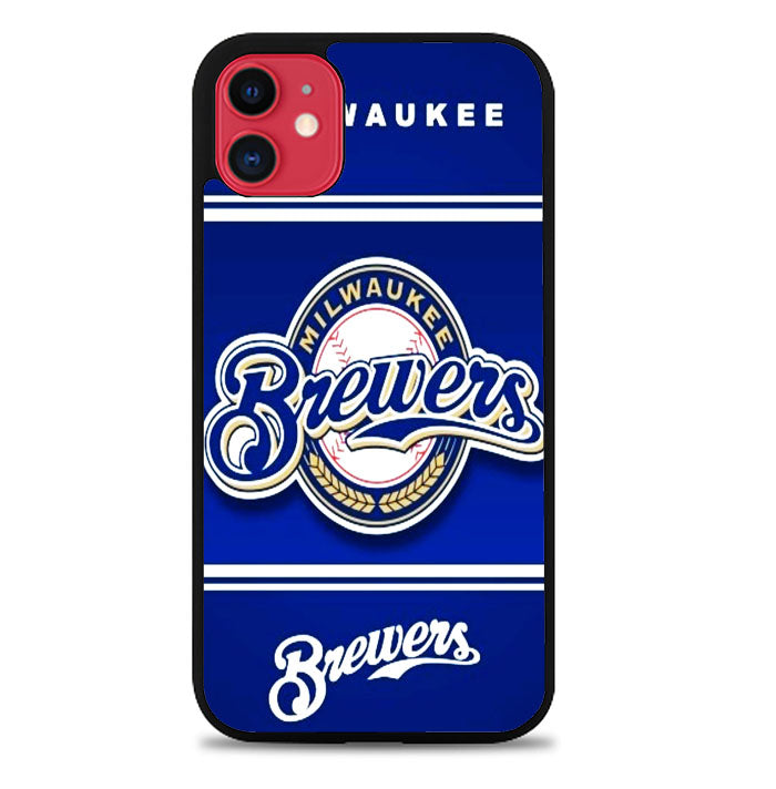 Milwaukee Brewers baseball A1089 iPhone 11 Pro Max Case