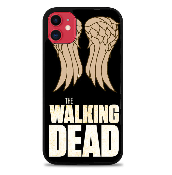 walking dead daryl A1186 iPhone 11 Pro Max Case