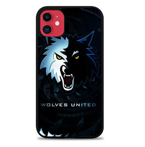 Minnesota timberwolves A1215 iPhone 11 Pro Max Case