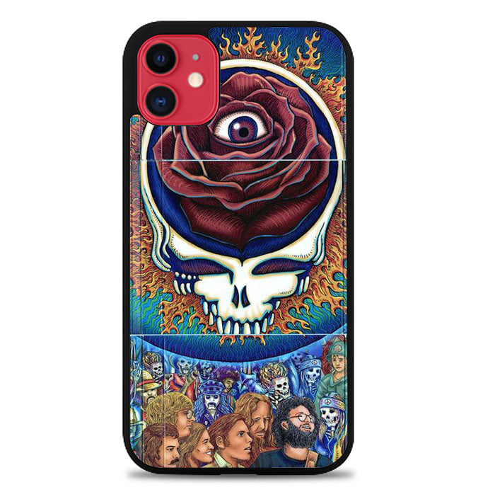 The Grateful Dead A1467 iPhone 11 Pro Max Case