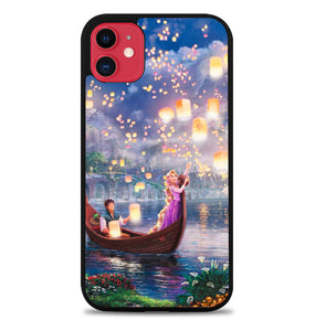 Disney Tangled Lights A1810 iPhone 11 Pro Max Case
