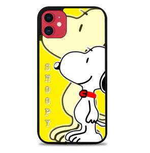 snoopy D0053 iPhone 11 Case