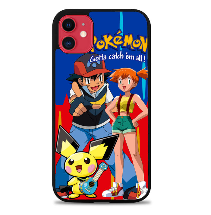 All Pokemon Considered Gotta D0188 iPhone 11 Case