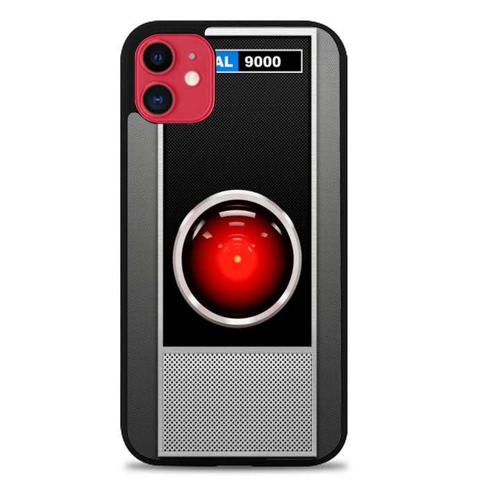 Hal 9000 Space Odyssey Hello Dave L2169 iPhone 11 Case