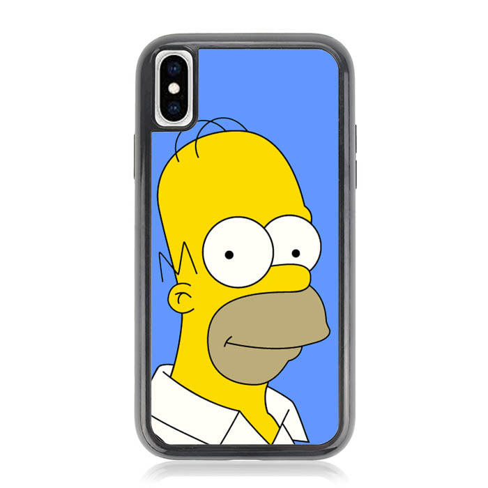 Homer Simpsons L2477 iPhone XS Max Case