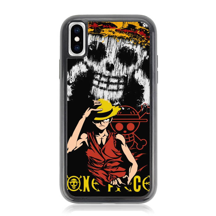 One Piece Luffy L2877 iPhone XS Max Case